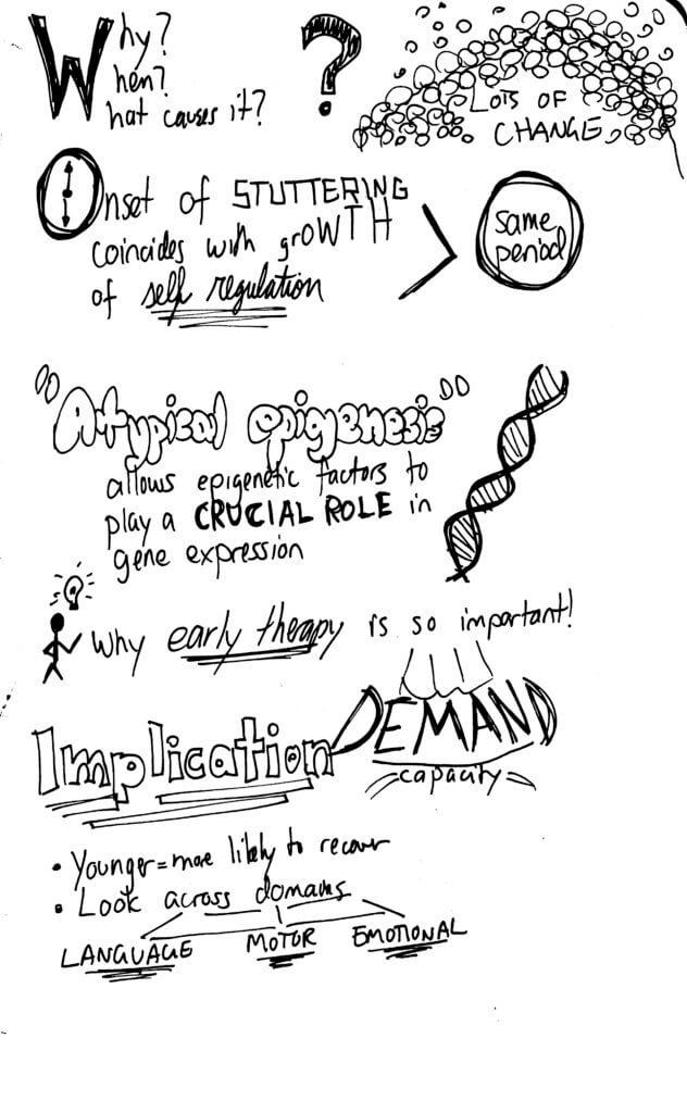 Epigenetics sketchnotes 3