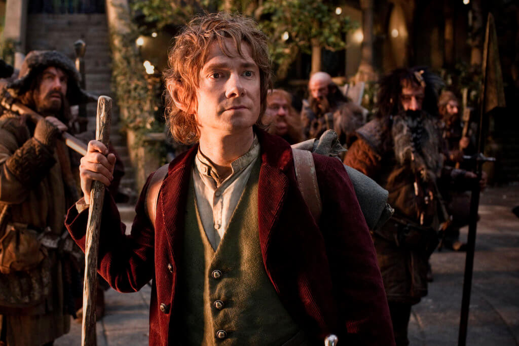 "Image from the film ""The Hobbit: An Unexpected Journey"""