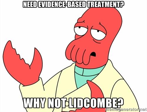 Need evidence-based treatment? Why not Lidcombe?